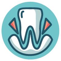 Zahnfleisch Parodontitis Behandlung in München
